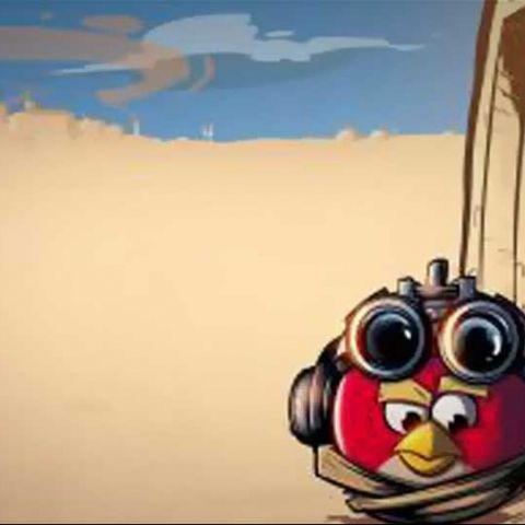 Rovio to launch brand new Angry Birds game today