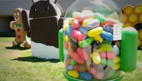 Jelly Bean finally beats Gingerbread in adoption, with 37.9 percent share