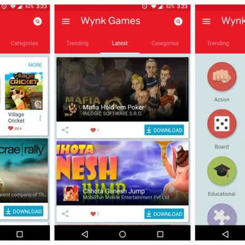 Airtel launches Wynk Games subscription service