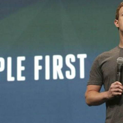 Mark Zuckerberg says his New Year resolution is to 'Fix Facebook'