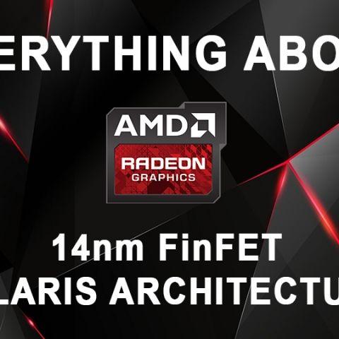 AMD's 14nm FinFET Polaris GPU Architecture Explained | Digit