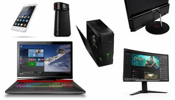 CES 2016: Lenovo announces X1 tablet, Y900 laptop and more