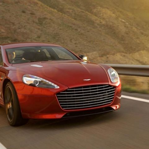 CES 2016: Aston Martin drives in the future with Letv