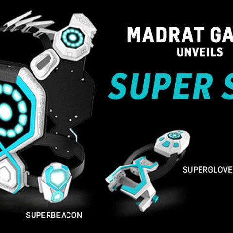CES 2016: MadRat Games unveils SuperSuit, a Wearable Gaming Platform for Kids