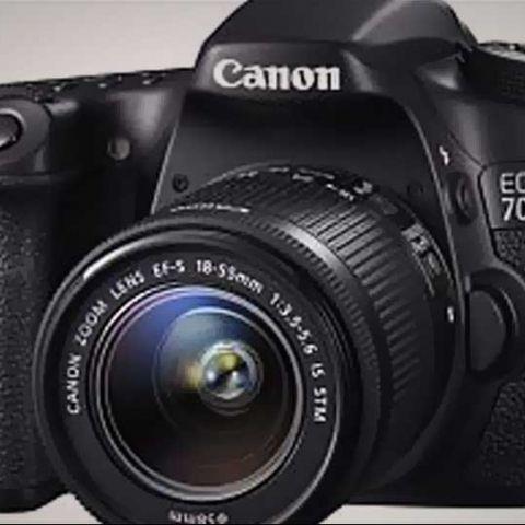 Canon unveils EOS 70D, revolutionizes AF with Dual Pixel CMOS AF sensor