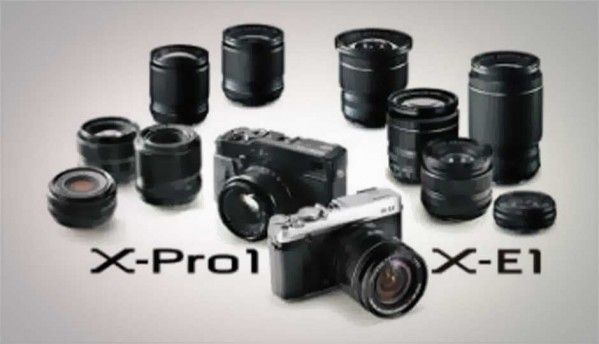 Fujifilm to bring Focus Peaking to X-Pro1 and X-E1 with firmware update