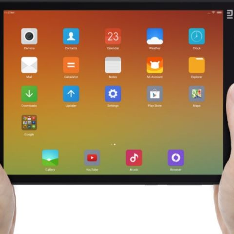 Xiaomi Mi Pad now available for Rs. 10,999