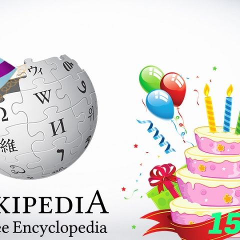On Wikipedia's 15th birthday: 10 interesting facts about the online encyclopedia