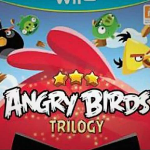 Nintendo Wii and Wii U to get Angry Birds Trilogy in August