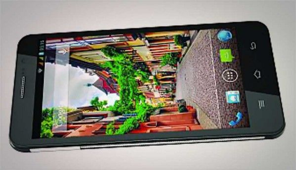 Videocon A55HD quad-core Android 4.2 smartphone launched at Rs. 13,499