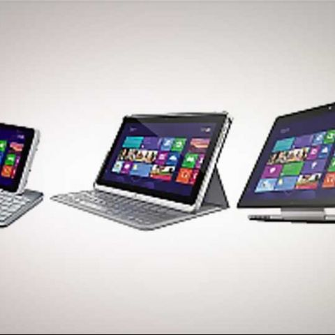 Acer launches Iconia W3 Windows 8-tablet, Aspire P3 and R7 touch-notebooks