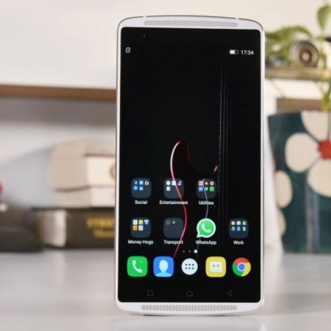 Watch the launch of the Lenovo Vibe X3 Live here