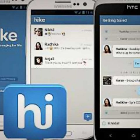 Hike for BlackBerry launched, adds status updates and stickers