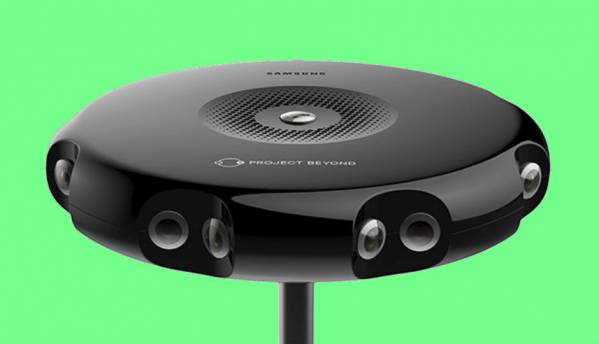 mwc samsung expected to announce gear 360 camera rig