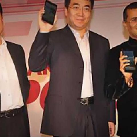 6.1-inch Huawei Ascend Mate launched in India at Rs. 24,900