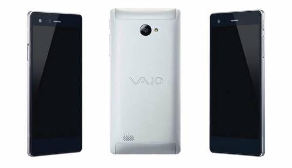 Vaio announces Windows 10 powered Phone Biz