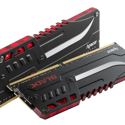 Apacer launches its Blade Fire DDR4 RAMs