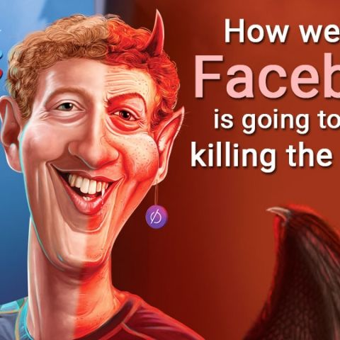 How we think Facebook is going to end up killing the internet