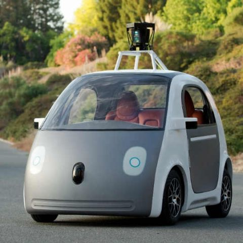 Google's self driving car AI can now be considered as the driver