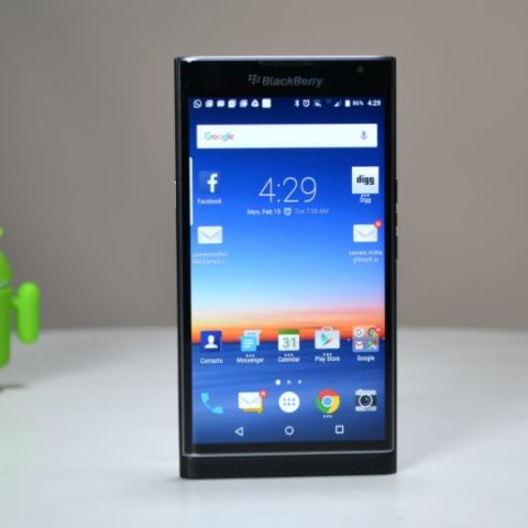 f7965c68351 BlackBerry Priv facing global sales slump, with BB users disliking Android  OS