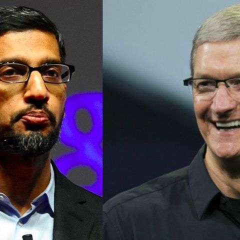 Sundar Pichai stands by Tim Cook in FBI-Apple encryption saga