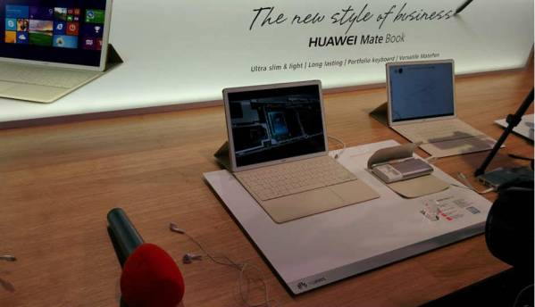 In Pictures: Huawei MateBook