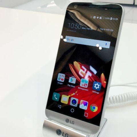 LG G5 First Impressions: The first mainstream modular smartphone