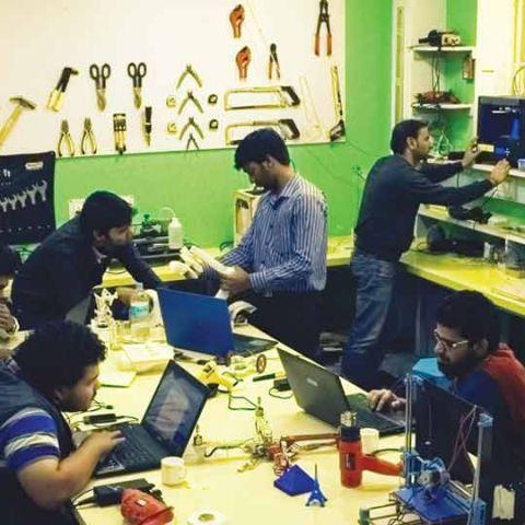 Guide to the maker scene in India