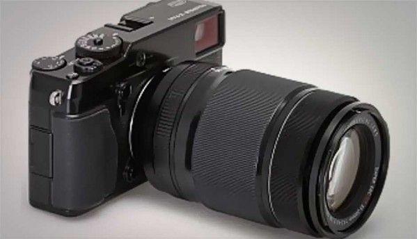 Fujifilm announces FUJINON XF55-200mm F3.5-4.8 R LM OIS Lens