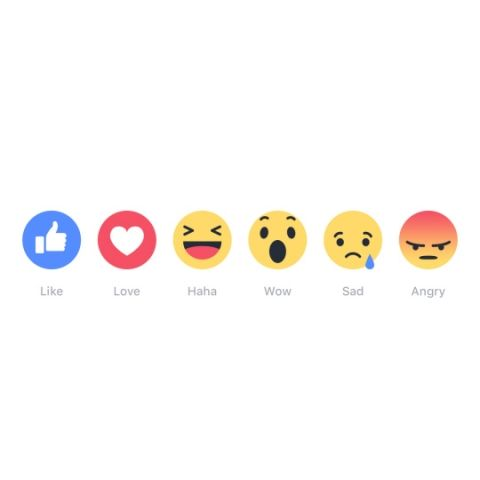 Facebook starts rolling out Reactions across all platforms