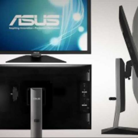 Computex 2013: Asus unveils ROG G750 gaming laptop, 31.5-inch 4K monitor and more