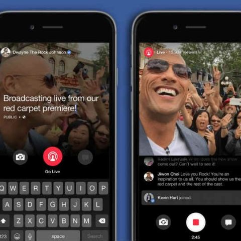 Facebook Live to start rolling out to Android devices starting next week