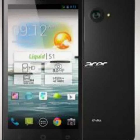 Computex 2013: Acer unveils 8-inch Win 8 tab, Liquid S1 phablet and ultrabooks