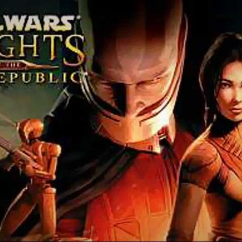 Star Wars: Knights of the Old Republic comes to the iPad