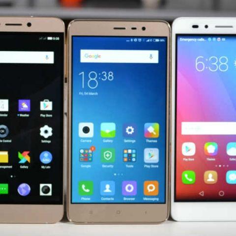 Comparison: Xiaomi Redmi Note 3 vs LeEco Le 1s vs Honor 5X