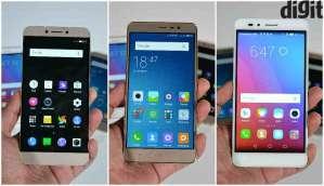 Xiaomi Redmi Note 3: Build and Design compared
