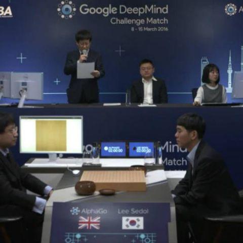AlphaGo beats Lee Sedol in first Google DeepMind Challenge match