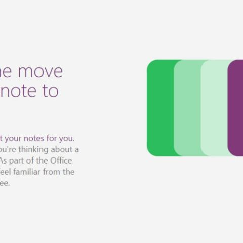 Microsoft's OneNote Importer makes it easier to switch from Evernote