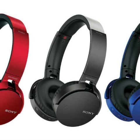 Sony launches MDR-XB650BT wireless headphones at Rs. 7,990