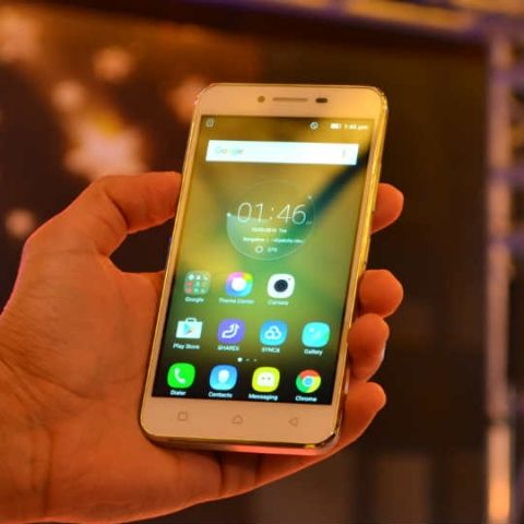 Lenovo Vibe K5 launched in India for Rs. 6,999