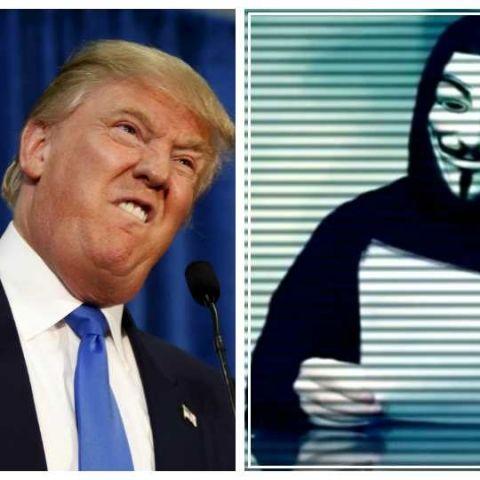 Anonymous announces OpTrump, declares 'total war' on Donald Trump