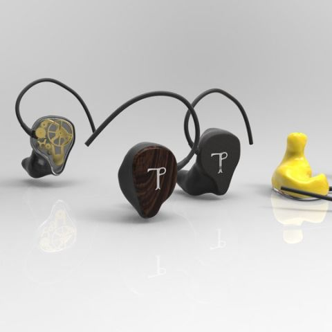 Tymphones launches India's first laser-scanned custom moulded in-ear headphones