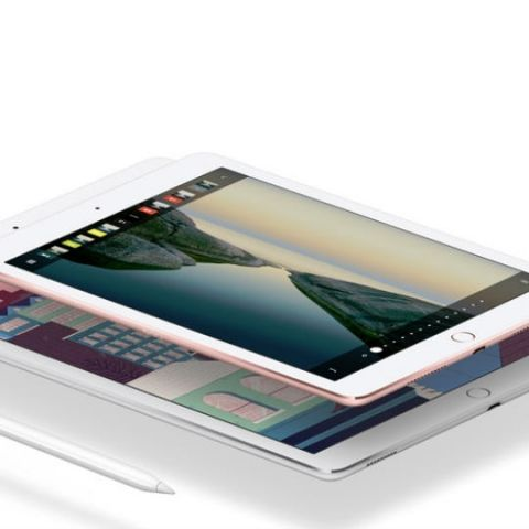 9.7-inch Apple iPad Pro to sell in India at Rs. 49,000 from early April