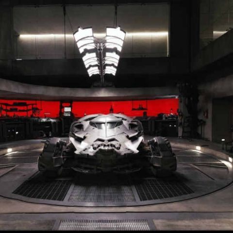 Explore Batman's house in 360 degree with Google Maps