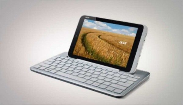 8-inch Acer Iconia W3 tablet confirmed with Windows 8 Pro