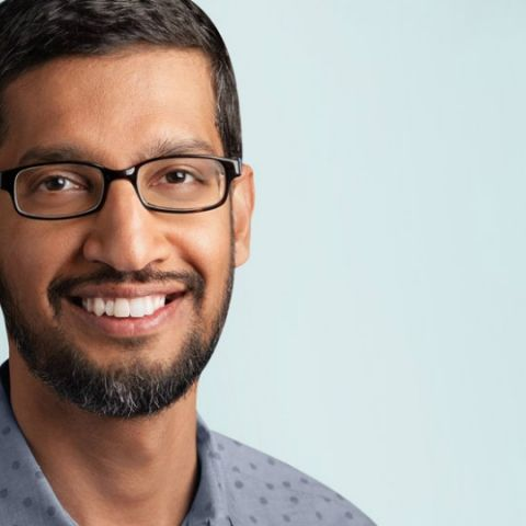 Have responsibility for getting things right in tech: Sundar Pichai