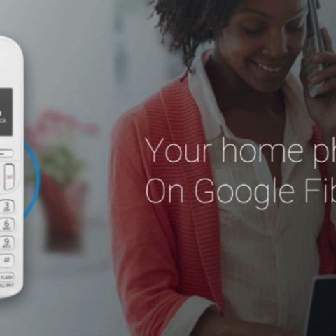 Google's Fiber Phone will let you use your landline on the go