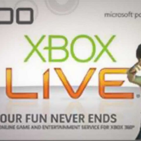 Microsoft could ditch Xbox Points in favour of real currency