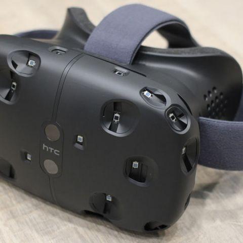 HTC Vive Pre First Impressions