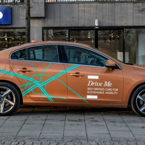 Volvo's self-driving cars to hit the streets in China, soon